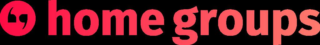 Home Groups Logo 72dpi
