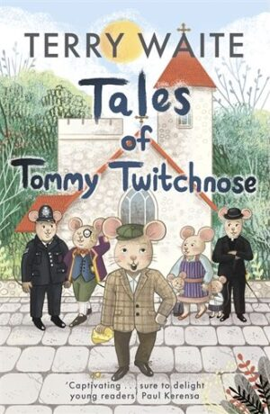 Tommy Twitchnose Book Cover